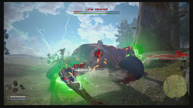 Attack on Titan 2