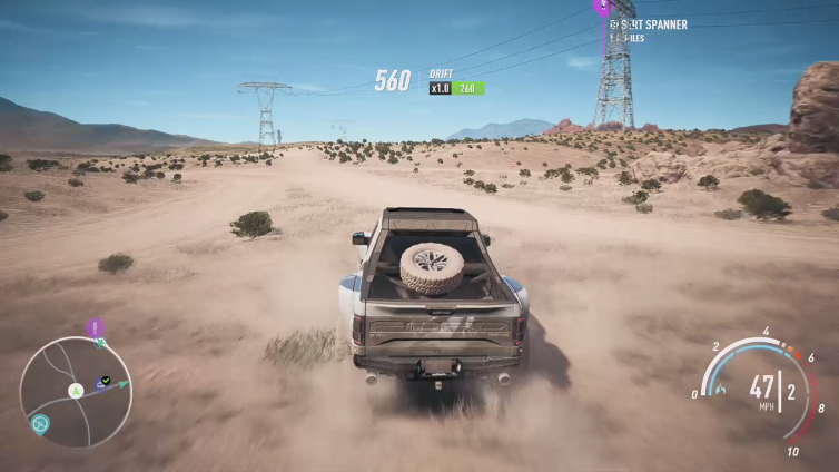 Eponiaswill playing Need for Speed Payback