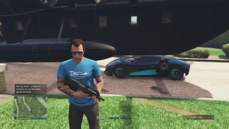 scrappy1986mex playing Grand Theft Auto V