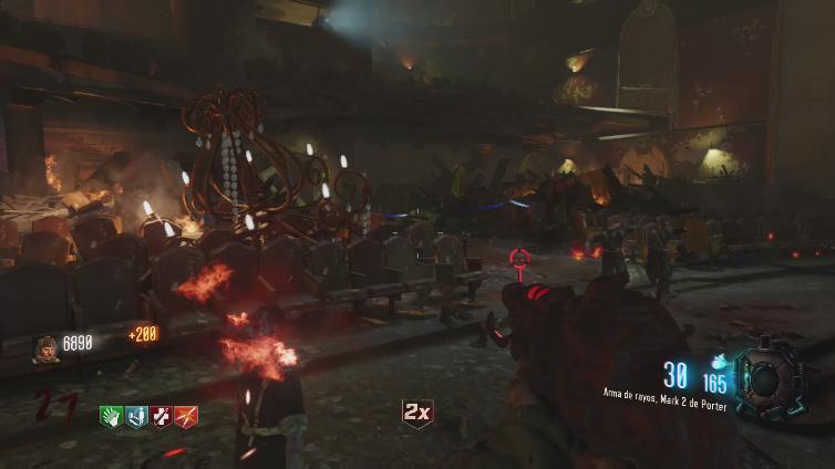 YellaCA Facu playing Call of Duty: Black Ops III
