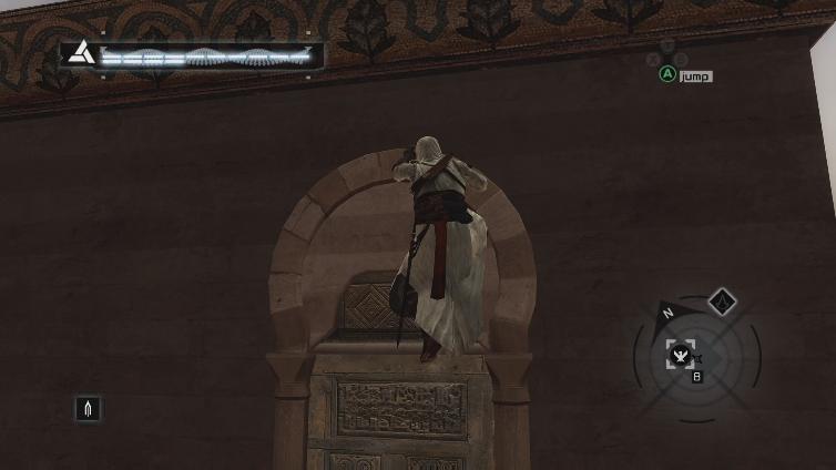 Phantom Deth playing Assassin's Creed